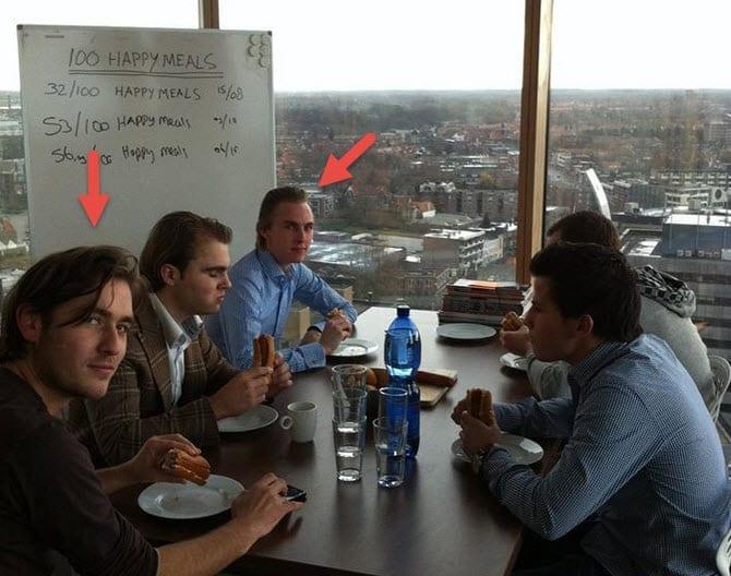 Foto Happy Idiots teruggevonden via FB Graph Search!