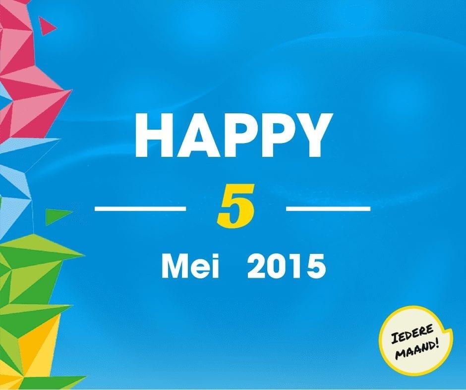 happy 5 square mei