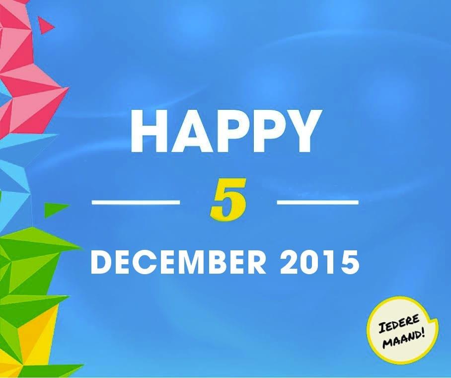 happy 5 december