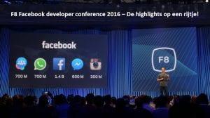 f8 facebook developer conference 2016