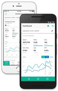 Bing advertising mobiel