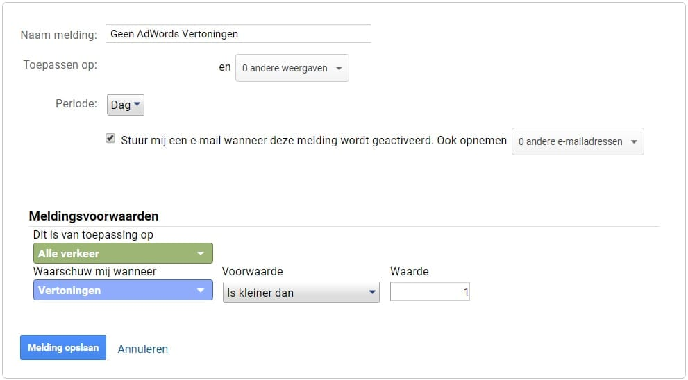 google-analytics-custom-alert-no-adwords-impressions