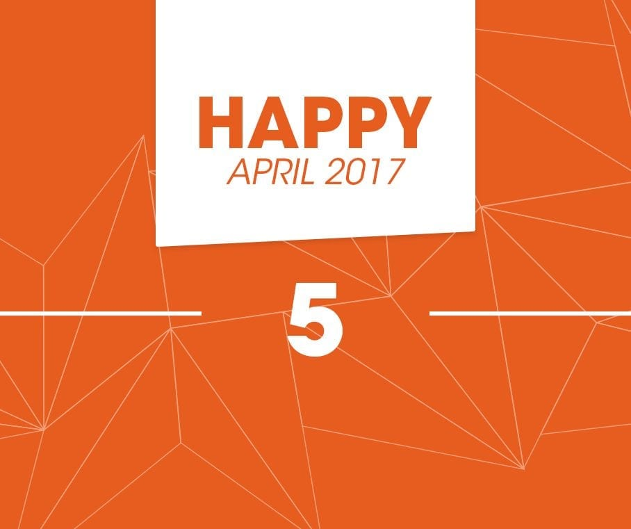 maand-update april 2017